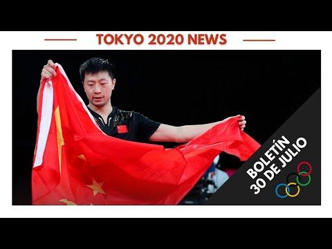 NEWS Olimpíadas Tokio 2020 | China lidera al medallero a un semana de competición