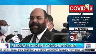 18 meses de prisión caso Operación Coral/Protestan en apoyo a pastora y su hijo/Primera Emisión SIN