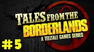 Telltale's Tales from the Borderlands #5 - Maim Race