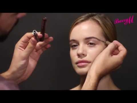 Brow Tutorial with Adam Burrell ft. Barry M It's A Brow Thing