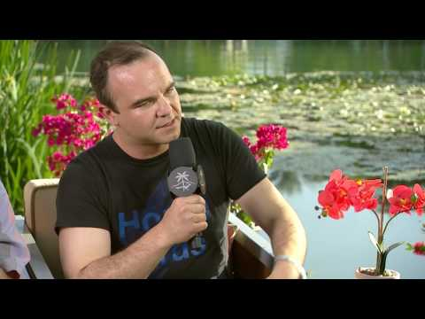 Future Islands Interview - Coachella 2017