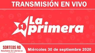 La Primera en  VIVO / Miércoles 30 de septiembre 2020