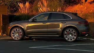 On the road: 2015 Porsche Macan Turbo