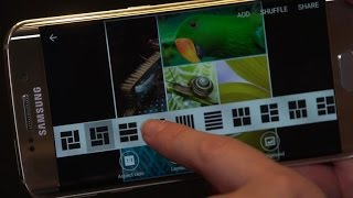 Take a spin with Galaxy S6's 3D camera mode (and more)
