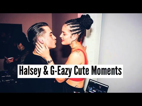 connectYoutube - Halsey & G-Eazy | Cute Moments
