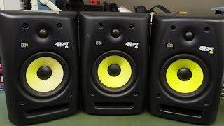 EEVblog #1073 - MORE KRK Rokit Black Gunk Speaker Repair