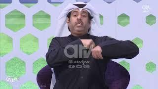 عبدالعزيز عطية: أكبر فضيحة في الدوري السعودي طرد مدافع النصر