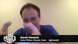 David Hewlett on New Generation Content: Padre's Corner 3
