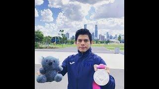 Jorge Vega obtuvo medalla de plata en la Copa del Mundo