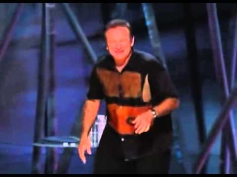 connectYoutube - Robin Williams  How the Scottish invented golf