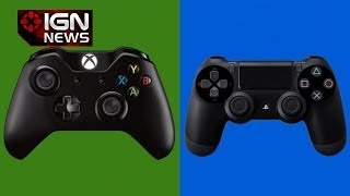IGN News - Xbox One Outsells PS4 on Black Friday