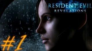 Прохождение Resident Evil Revelations  Эпизод 1 - В пучину (HD)
