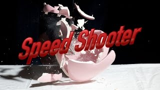 How to Shoot Earth Shattering High Speed - Speed Shooter Ep. 3