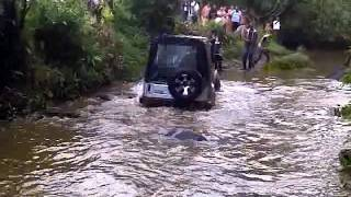 Maruti Gypsy On The Move