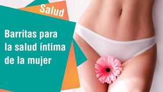Barritas para la salud íntima de la mujer | Salud