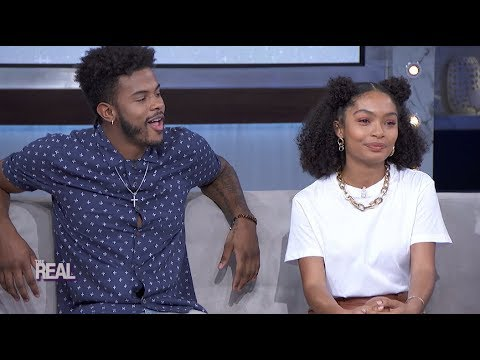 connectYoutube - Has 'Grown-Ish' Scared Yara Shahidi Off Living In Dorms?