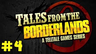 Telltale's Tales from the Borderlands #4 - Atlas