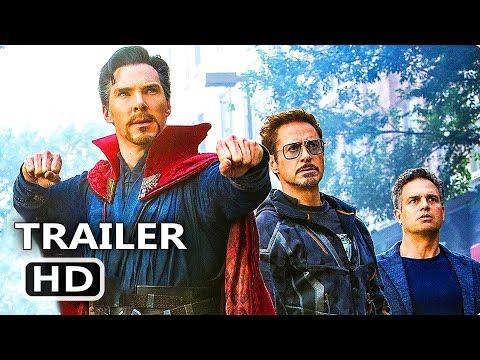 connectYoutube - AVENGERS INFINITY WAR Trailer # 2 Teaser (2018) Marvel Superhero Movie HD