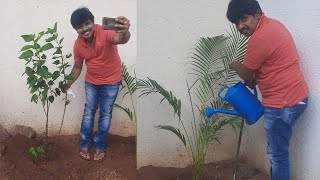 Hero Sampoornesh Babu Accepts Green India Challenge | TFPC - TFPC