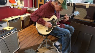 Grez Guitars The Folsom - Quick 'n Dirty