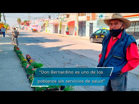 Salud. Puebla en los últimos lugares en cobertura de seguridad social.