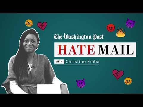connectYoutube - Washington Post Hate Mail: Christine Emba on the Museum of the Bible