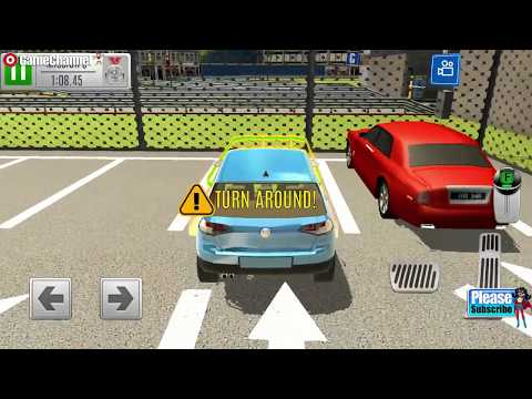 connectYoutube - Multi Level 7 Car Parking Simulator / Parking and Driving Skills / Android Gameplay Video