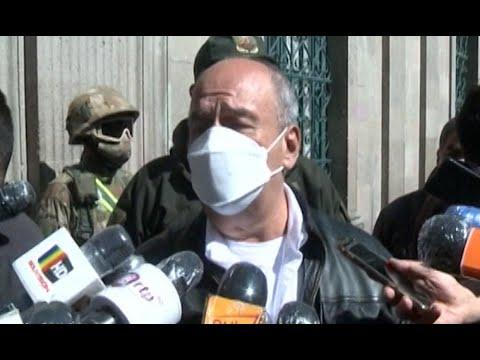 Ecuador pide devolución de municiones prestadas al gobierno de Añez