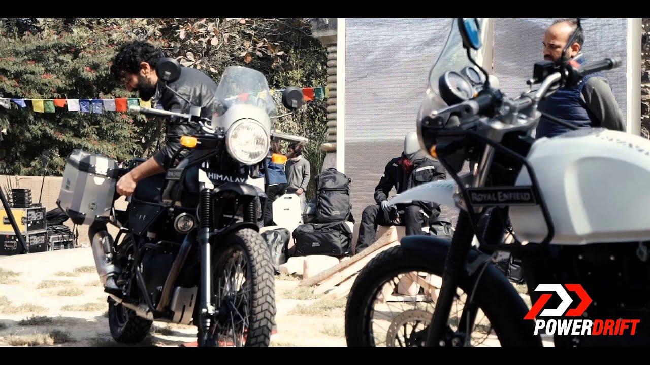 Royal Enfield Himalayan : Launch Alert : PowerDrift