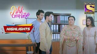 Dadi Has Another Cooked Up Story! | Ishk Par Zor Nahi | Episode 93 | Highlights - SETINDIA
