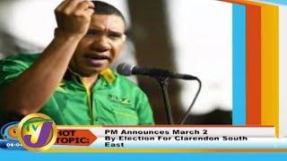 TVJ Smile Jamaica: Hot Topics - February 6 2020