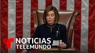 Las Noticias de la mañana, miercoles 15 de enero de 2020 | Noticias Telemundo