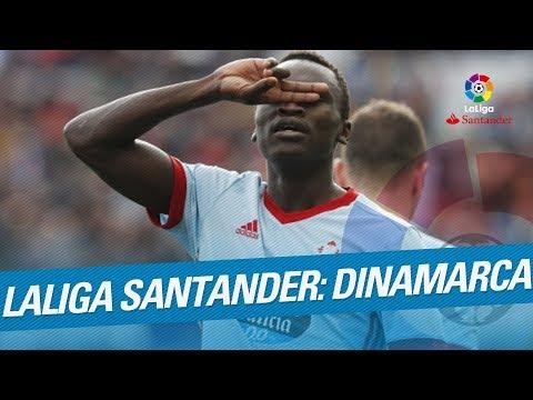 LaLiga Santander en el Mundial: Dinamarca
