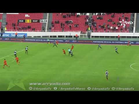 كأس العرش.. نهضة بركان 1-0 وداد فاس هدف محمد فرحان في الدقيقة 57