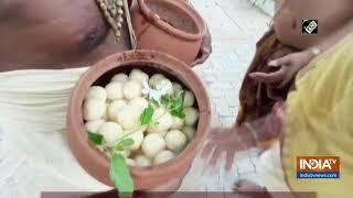 Jagannath Rath Yatra attendees flout social distancing norms - INDIATV