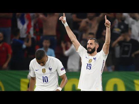 Euro 2021 : face au Portugal, une équipe de France à deux visages