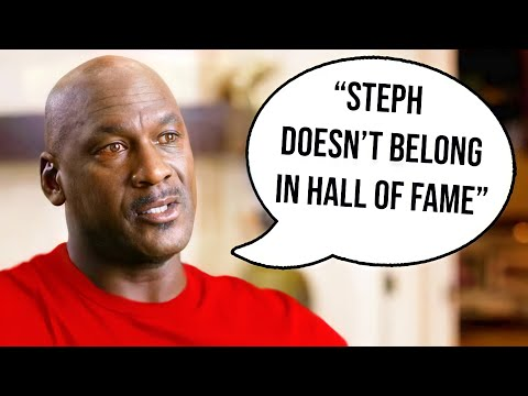 What NBA Legends Think Of Stephen Curry