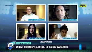 El regreso del fútbol y otros deportes al Perú con Eddie Fleischman