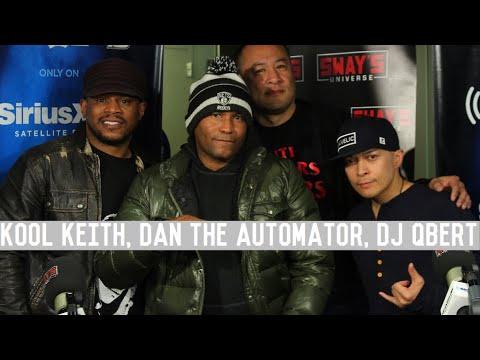 connectYoutube - Kool Keith, DJ QBert and Dan The Automator Debate Old and New Rap + Talk Dr. Octagon
