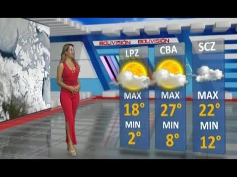 El Clima de Bolivisión: Pronóstico del 05 de mayo del 2021