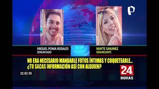 MIMP brindará apoyo a joven que denunció difusión de videos íntimos