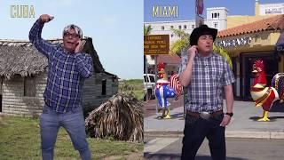 El coronavirus está fuera de Cuba gracias a la Revolución, le dicen a Idroelio