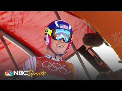 connectYoutube - 2018 Winter Olympics Recap Day 12 (Lindsey Vonn) I Part 1 I NBC Sports