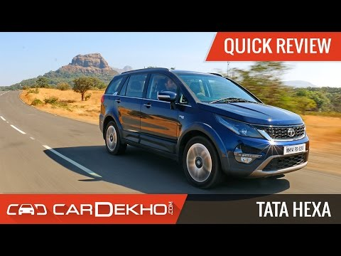Tata Hexa | Quick Review