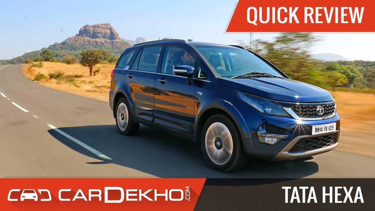 Tata Hexa | Quick Review