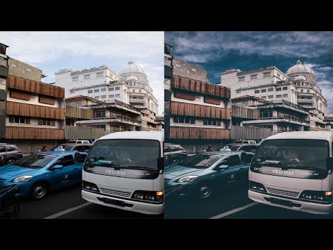 Tutorial Lightroom - Tone Street Activity #1 #PC
