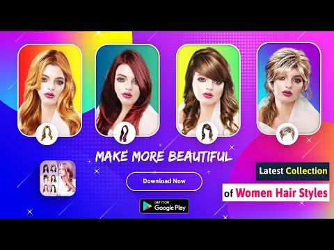 Women Hair Style Photo Editor App Ranking And Store Data App Annie
