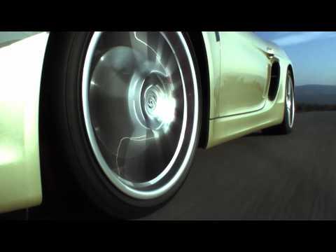 New Porsche Boxster 2013