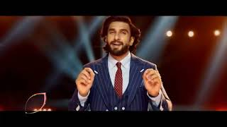 Big Picture full PROMO   Ranveer Singh all set to rock television screen this time - TELLYCHAKKAR