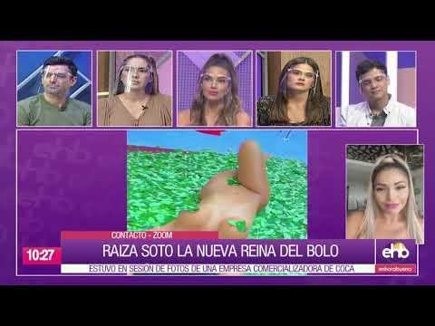 Raiza Soto la nueva reina del Bolo!!!